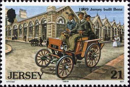 Jersey 1999 Vintage Cars