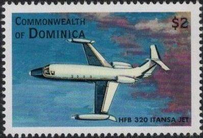 Dominica 1998 Modern Aircrafts f.jpg