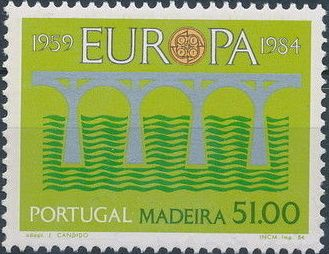 Madeira 1984 Europa