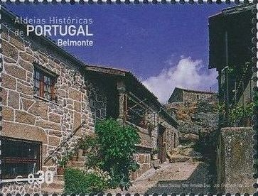 Portugal 2005 Portuguese Historic Villages (2nd Group) n.jpg