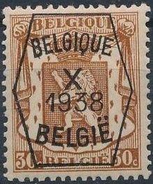Belgium 1938 Coat of Arms - Precancel (10th Group) d.jpg