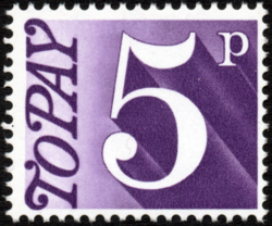 Great Britain 1971 Postage Due Stamps f.png