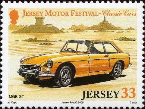 Jersey 2005 Jersey Motor Festival - Classic Cars