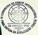 Portugal 1966 6th Congress of the International Committee for the Defense of Christian Civilization PMc.jpg