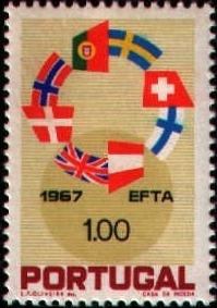 Portugal 1967 European Free Trade Association (EFTA)