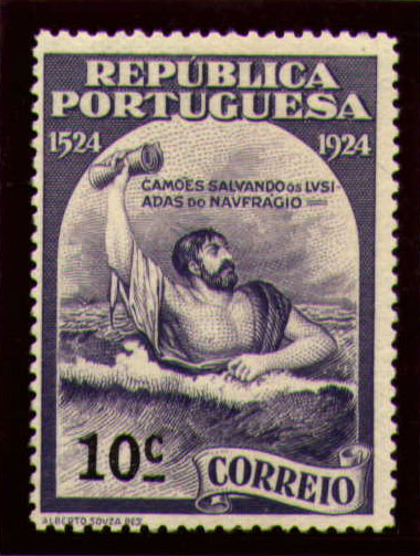 Portugal 1924 400th Birth Anniversary of Camões g.jpg