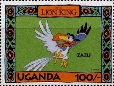 Uganda 1994 The Lion King i.jpg