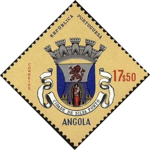 Angola 1963 Coat of Arms - (1st Serie) p.jpg