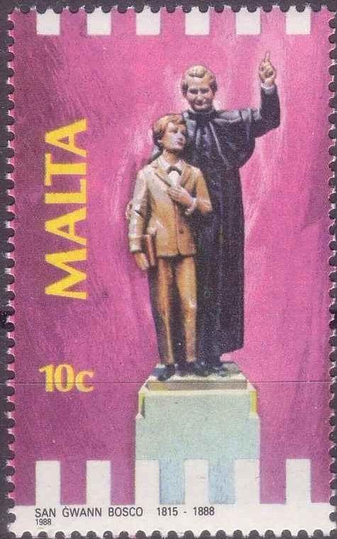 Malta 1988 Anniversaries and Events