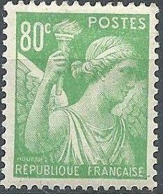 France 1944 Iris (3rd Group)