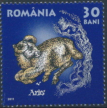 Romania 2011 Zodiac Signs (1st Group)