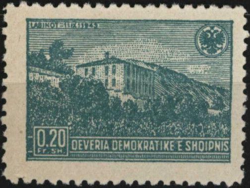 Albania 1945 Landscapes