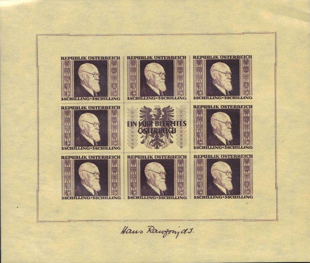 Austria 1946 President Karl Renner SSc.jpg