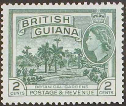 British Guiana 1954 Elizabeth II and Local Scenes b.jpg
