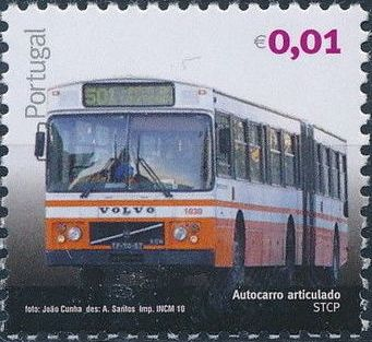 Portugal 2010 Urban Public Transport (4th Group)