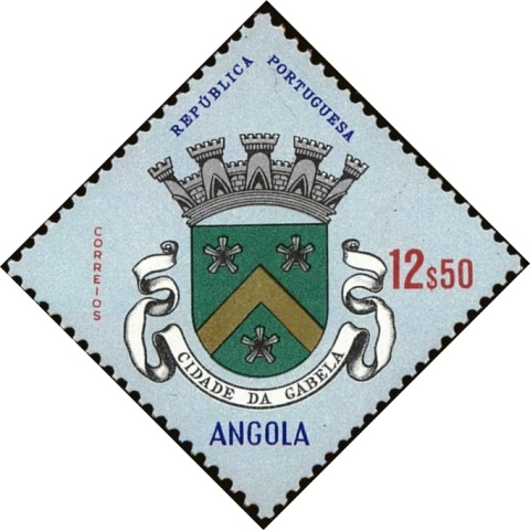 Angola 1963 Coat of Arms - (1st Serie) n.jpg