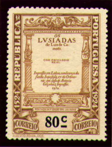 Portugal 1924 400th Birth Anniversary of Camões s.jpg