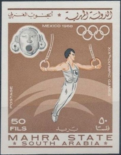 Aden-Mahra State South Arabia 1967 Summer Olympics, Mexico City h.jpg