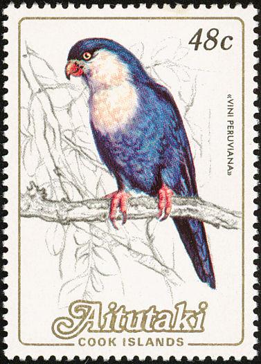 Aitutaki 1984 Local Birds (1st Group) j.jpg