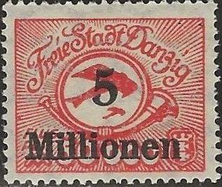 Danzig 1923 Air Post Stamps d.jpg
