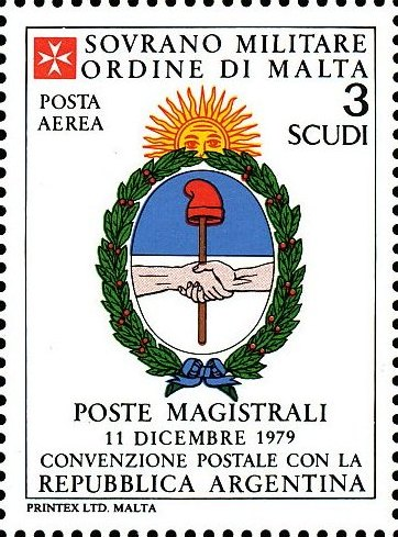 Sovereign Military Order of Malta 1986 Agreements Concluded by The Postal d.jpg