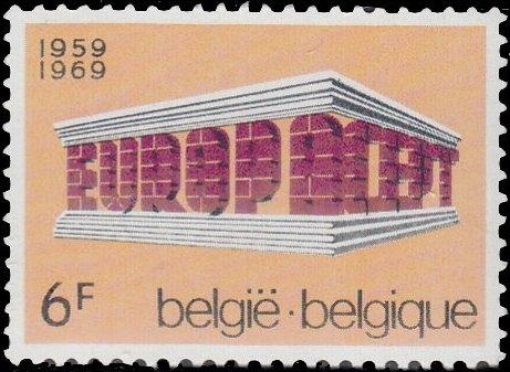 Belgium 1969 Europa b.jpg