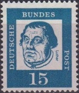 Germany, Federal Republic 1961 Famous Germans e.jpg