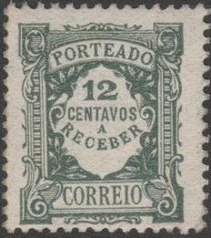 Portugal 1922 Postage Due Stamps (Unicolor) d.jpg
