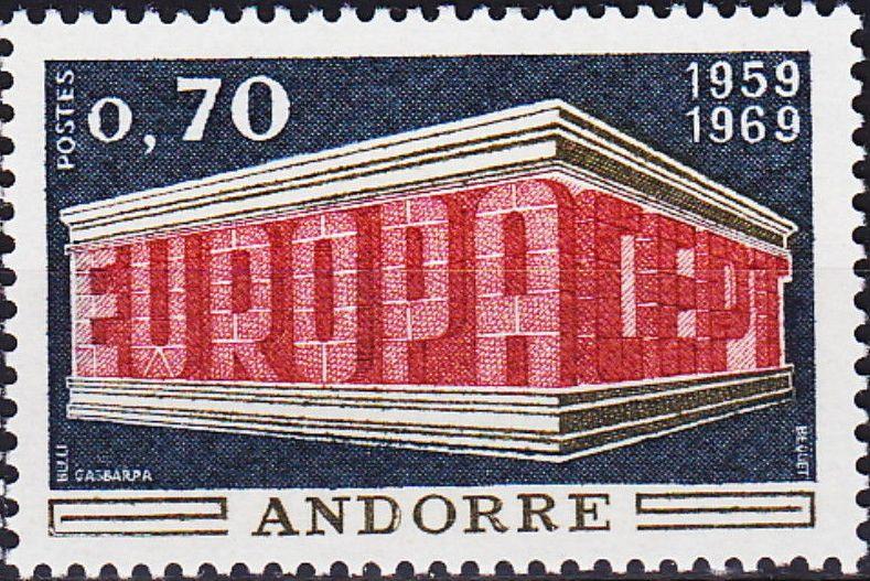 Andorra-French 1969 Europa b.jpg
