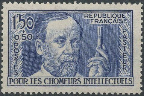 France 1936 Surtax for Relief of Unemployed Intellectuals (1st Group) d.jpg