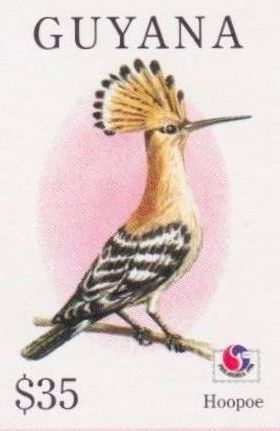 Guyana 1994 Birds of the World (PHILAKOREA '94) aj.jpg