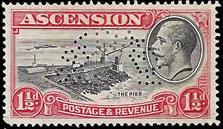 Ascension 1934 George V and Sights of Ascension m.jpg