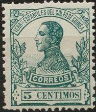 Spanish Guinea 1912 Alfonso XIII c.jpg