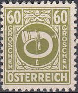 Austria 1945 Posthorn n.jpg