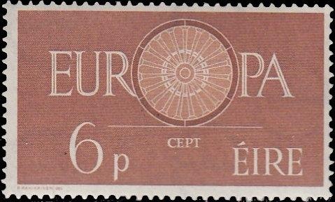Ireland 1960 Europa