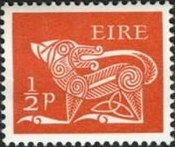 Ireland 1969 Old Irish Animal Symbols a.jpg