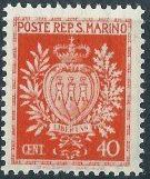 San Marino 1945 Coat of Arms c.jpg