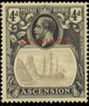 Ascension 1924 Seal of the Colony r.jpg