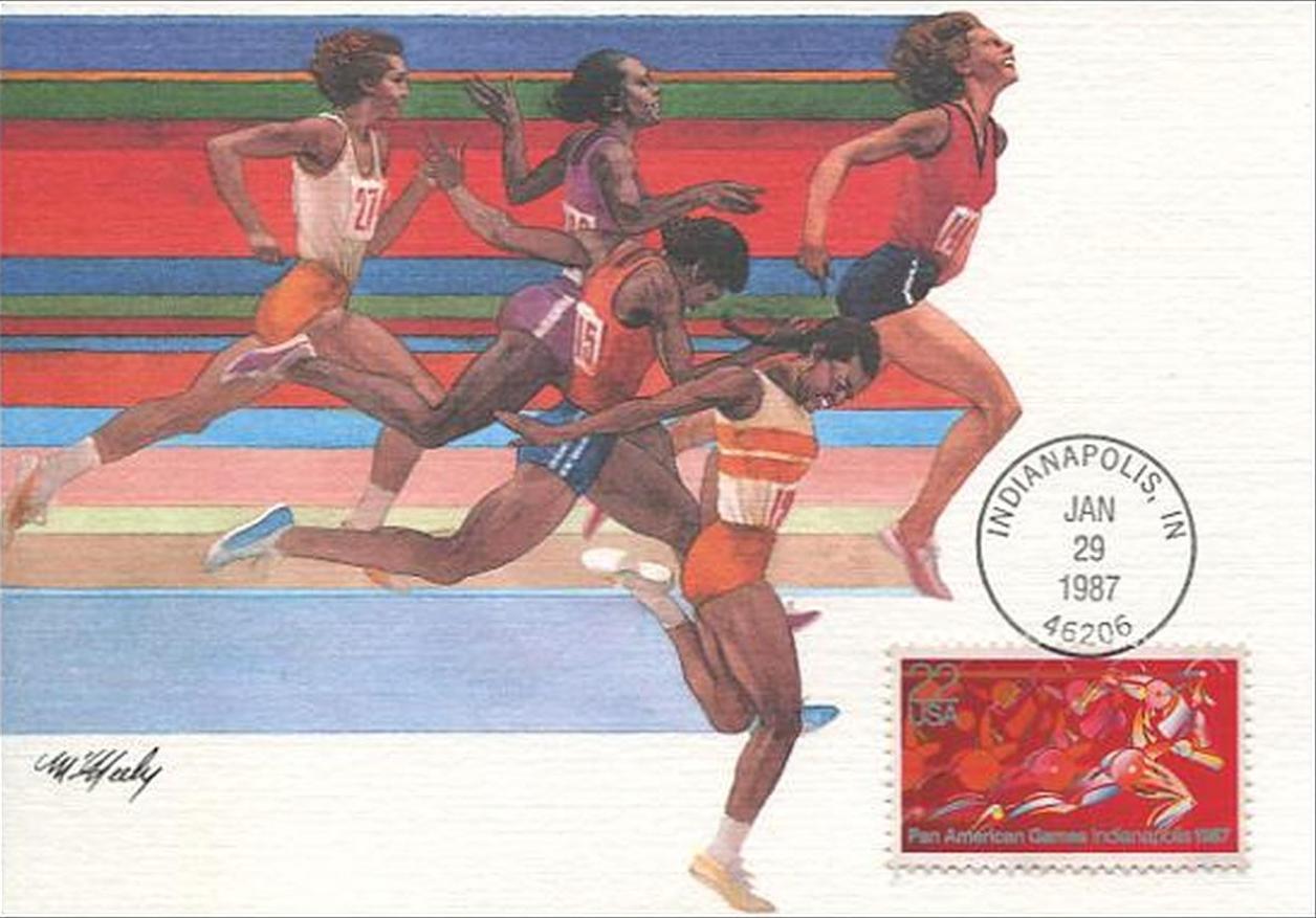 United States of America 1987 Pan American Games, Indianapolis MCa.jpg