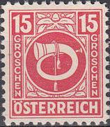 Austria 1945 Posthorn i.jpg