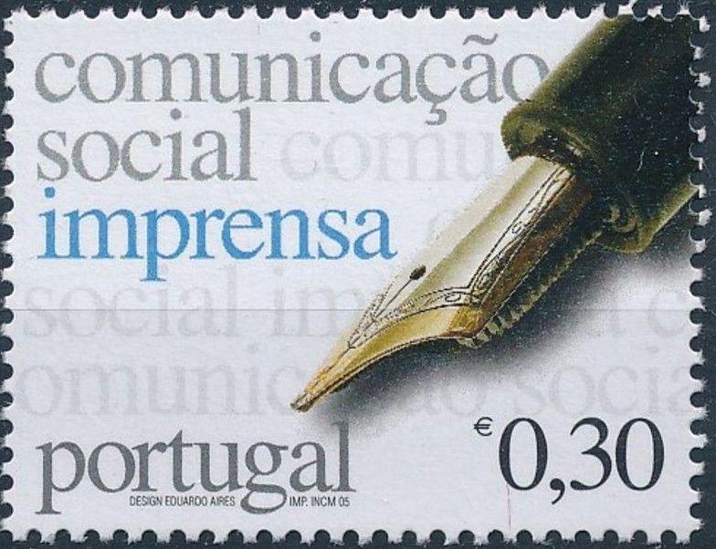 Portugal 2005 Communications Media