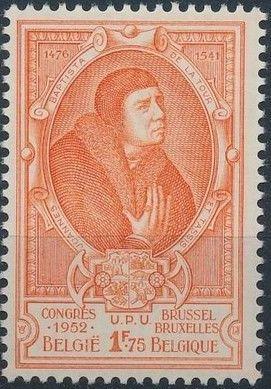 Belgium 1952 World Post Congress b.jpg