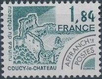 France 1981 Historic Monuments - Pre-cancelled (3rd Issue) d.jpg