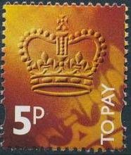 Great Britain 1994 Postage Due Stamps c.jpg