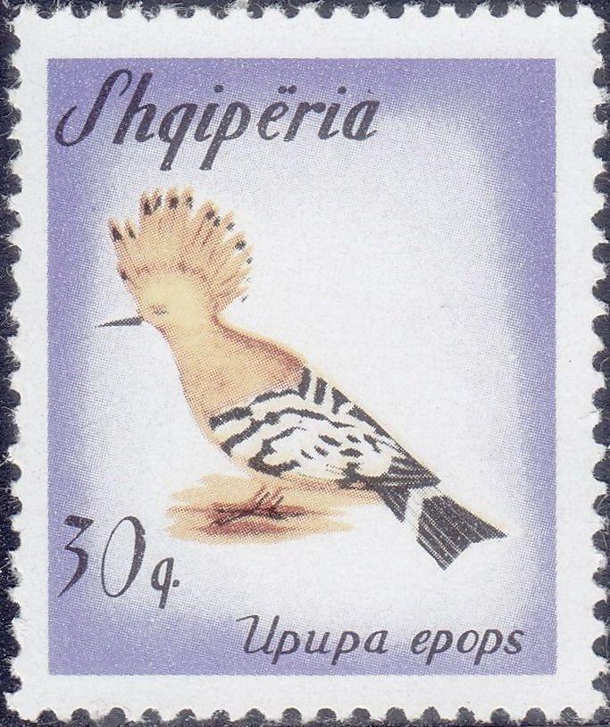 Albania 1965 Migratory Birds d.jpg