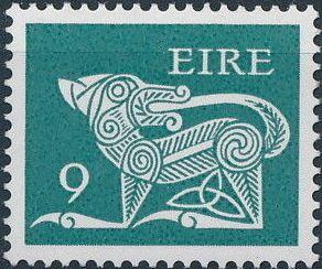 Ireland 1976 Old Irish Animal Symbols b.jpg