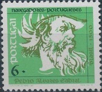 Portugal 1992 Portuguese navigators (3rd Issue)