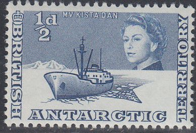 British Antarctic Territory 1963 Definitives