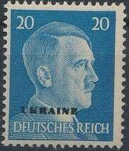 German Occupation-Ukraine 1941 Stamps of German Reich Overprinted in Black k.jpg