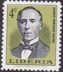 Liberia 1967 Liberian Presidents